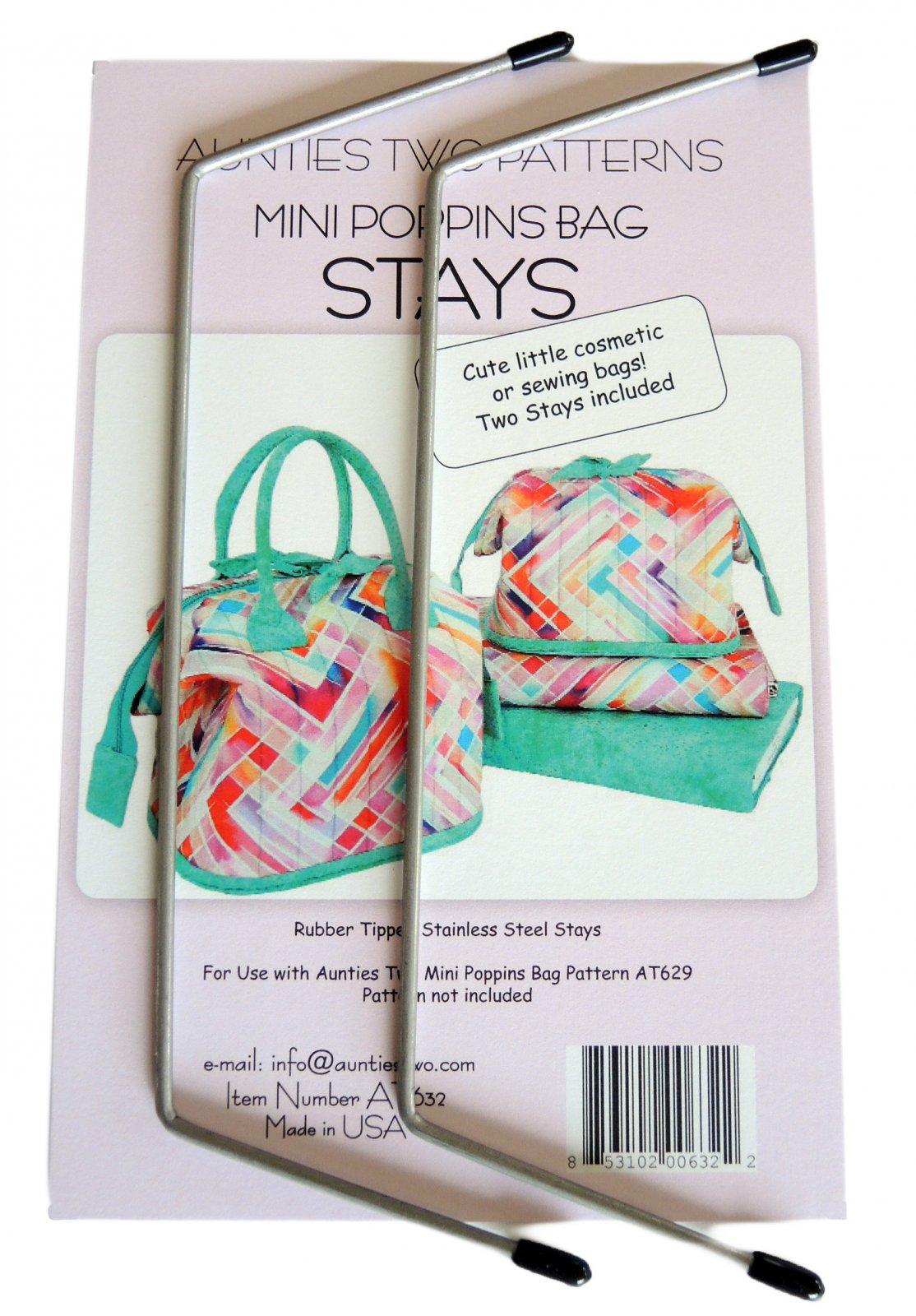 Mini Poppins Bag Stays