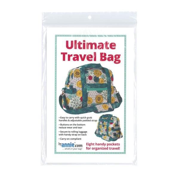 Ultimate Travel Bag 2.0 Pattern