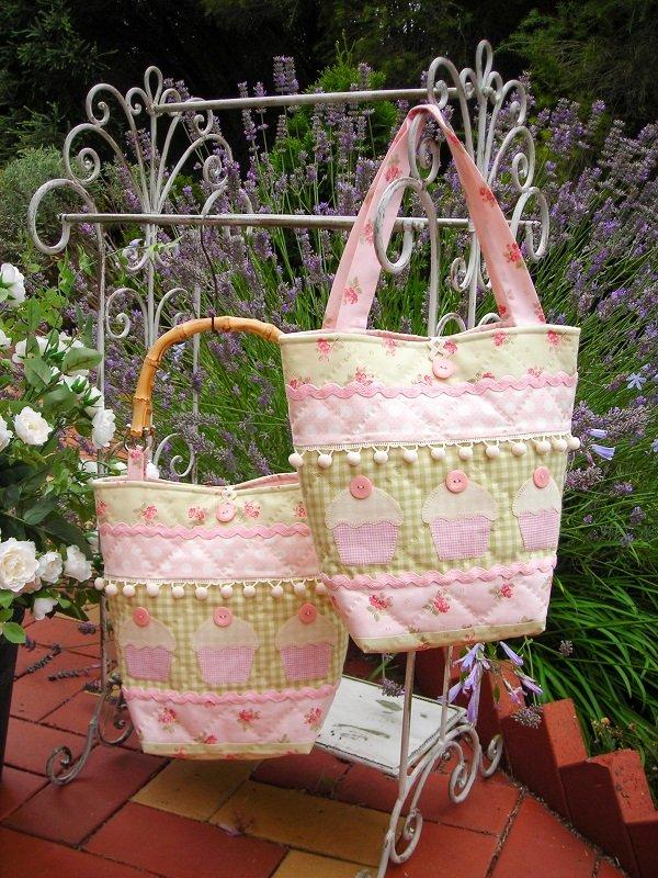 Pom-Pom-Patty Bag Pattern