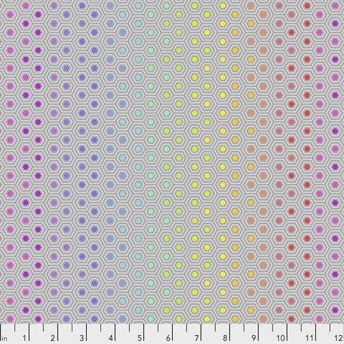 True Colors - Hexy Rainbow - Dove