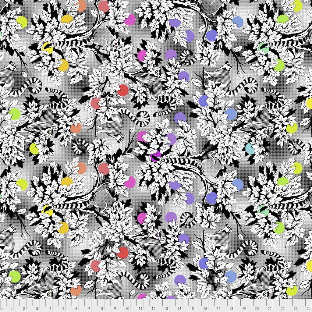 PRE-ORDER Linework - Lemur Me Alone - Ink