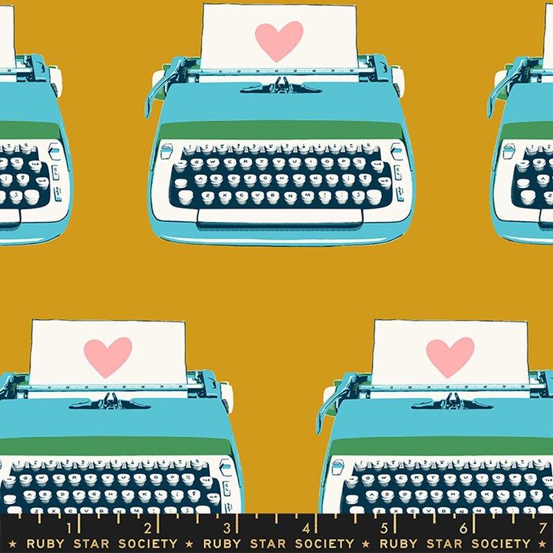 COMING SOON - Darlings 2 Cactus - Typewriters