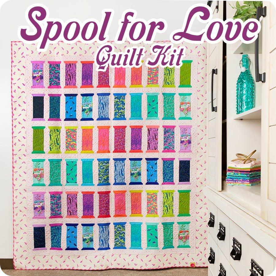 HomeMade Spool of Love Kit