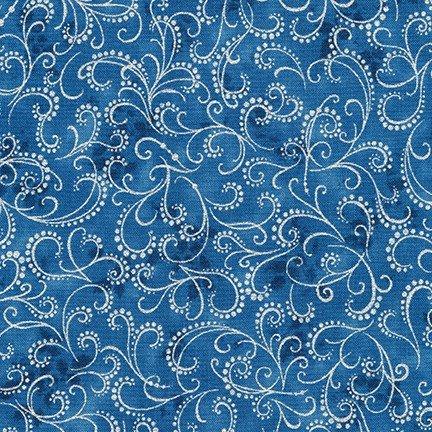 Winter's Grandeur No.5 Swirls - Evening