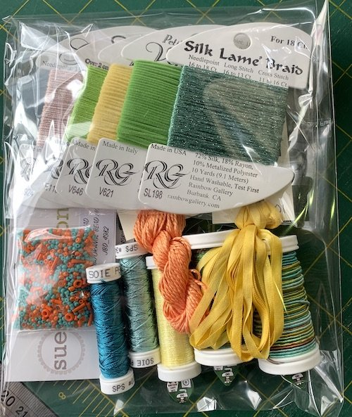 Squash Squad Embellishment Kit