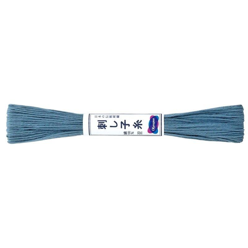Sashiko Thread Dusty Blue