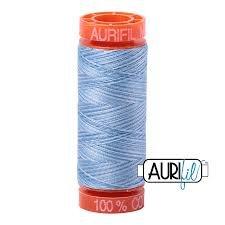 Aurifil Cotton Mako' 50 - 3770 - Stonewash Denim 200m