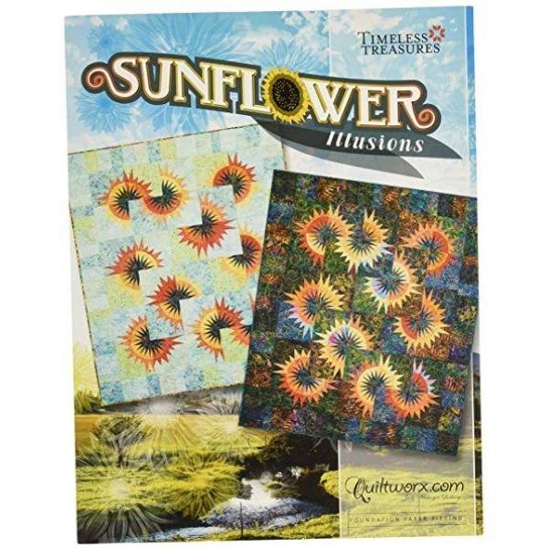 Sunflower Illusions Pattern