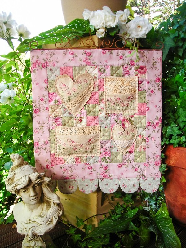 Sweet Nothings Wallhanging Pattern