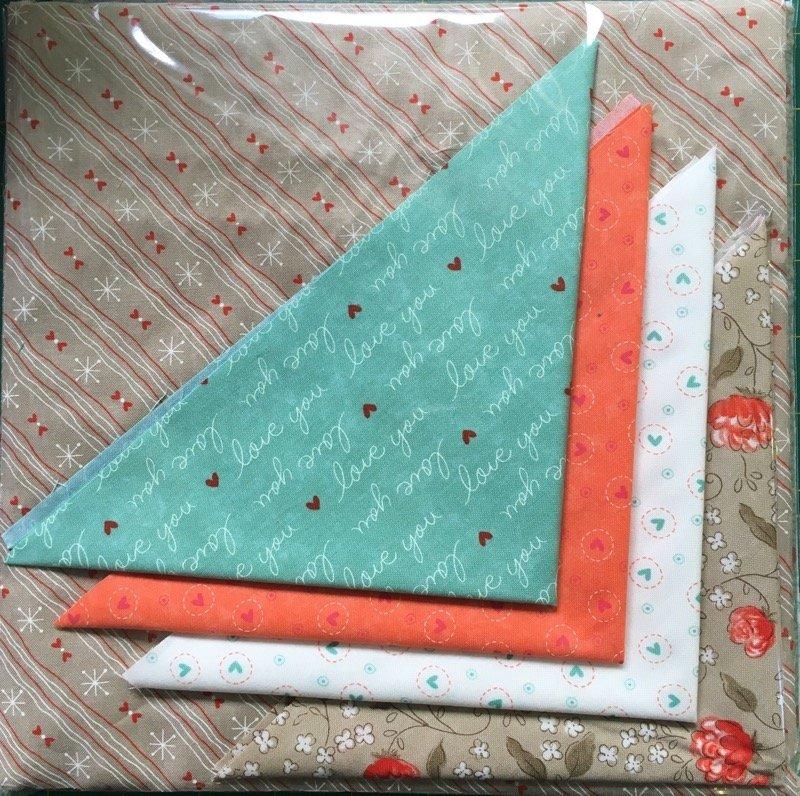 Sweetness Bundle - 10 Squares