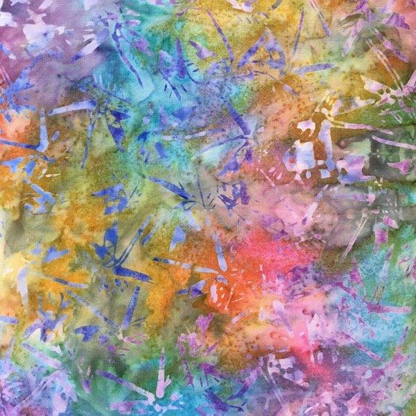 Batik Australia - Rainbow Splash