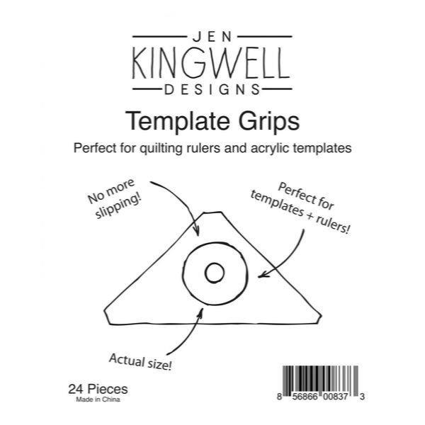 Template Grips - 24pk