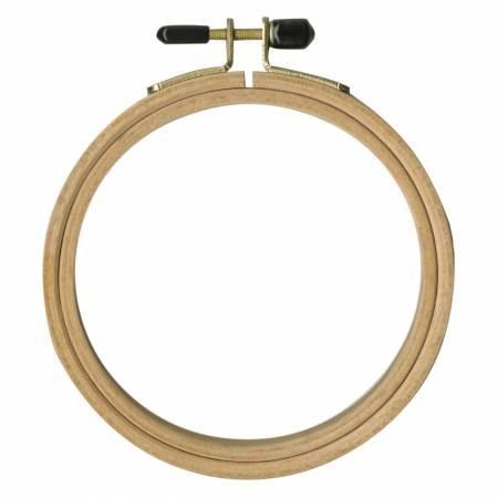 Premium Wood Embroidery Hoop 4 in