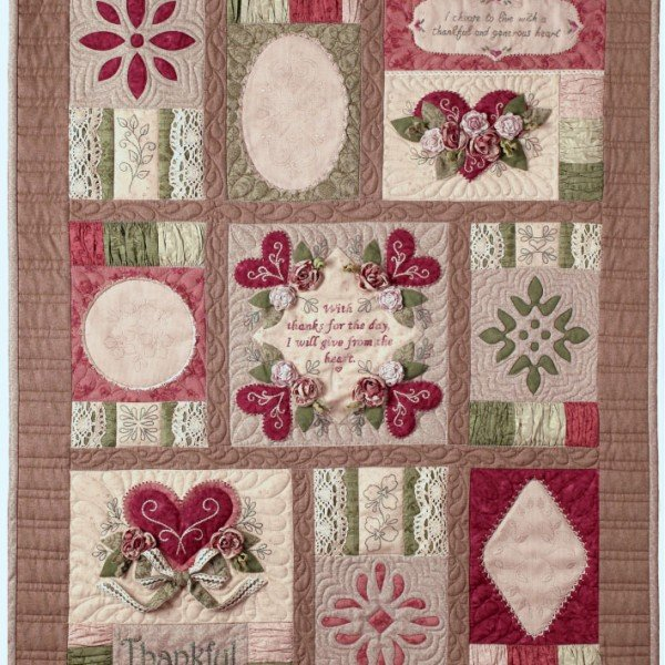 Thankful BOM Pattern Collection