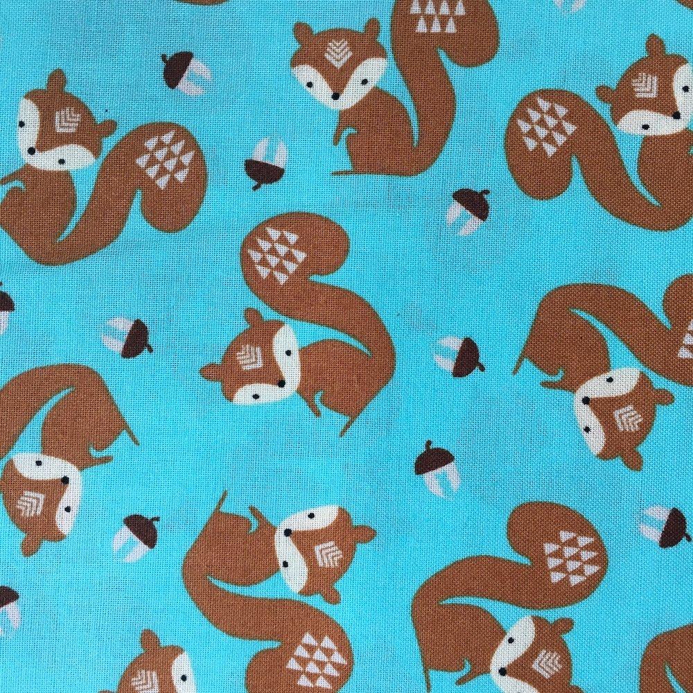Timberland Tots - Squirrels