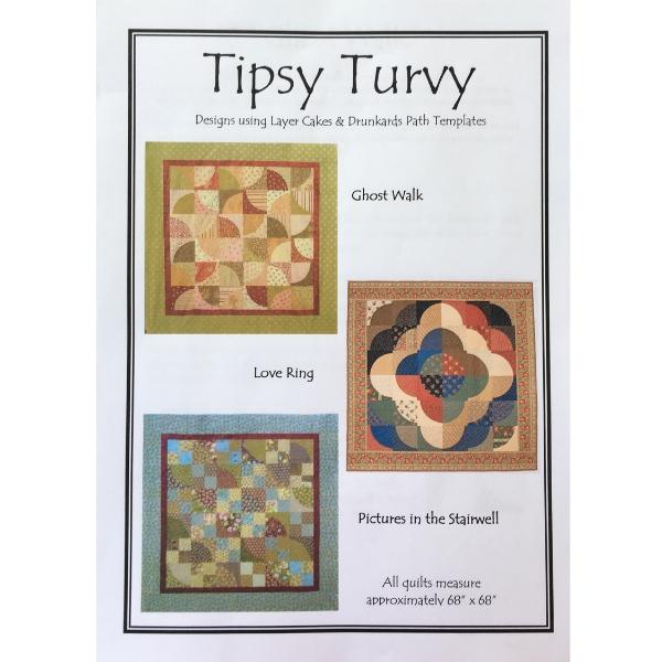 Tipsy Turvy Quilt Pattern