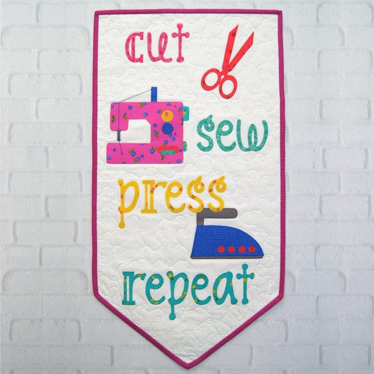 Quick Cut Kit - Cut Sew Press Repeat