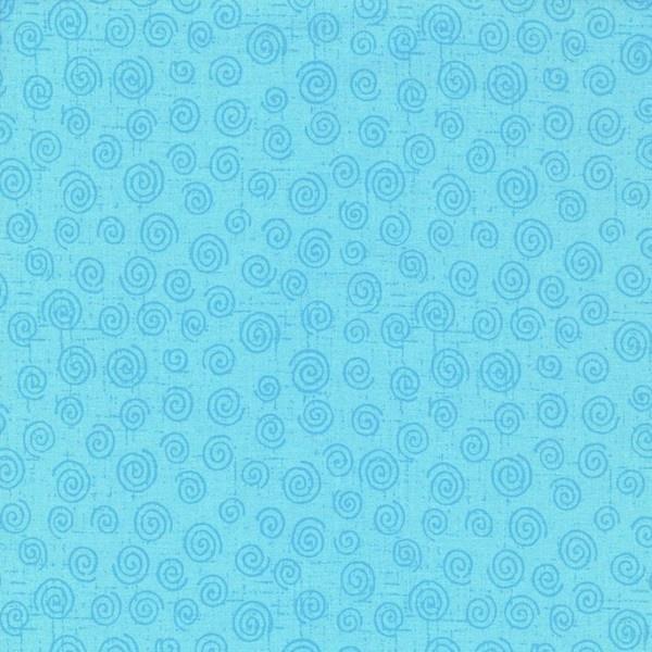 Twister Backing - Aqua 108 wide