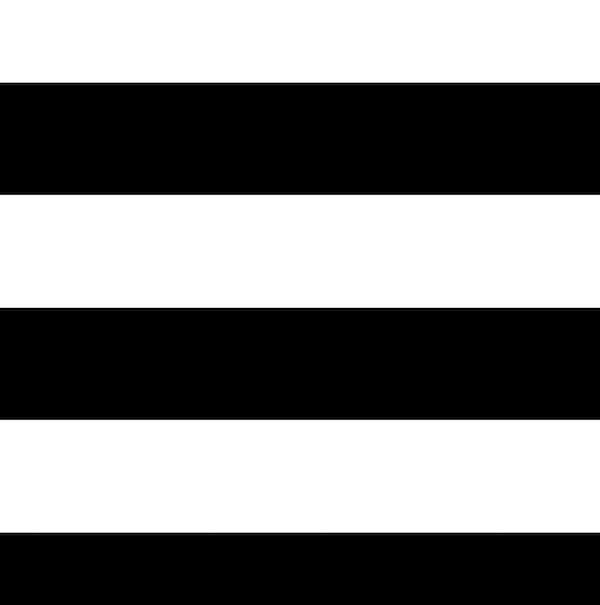 Stripes - Chic Stripe - Black