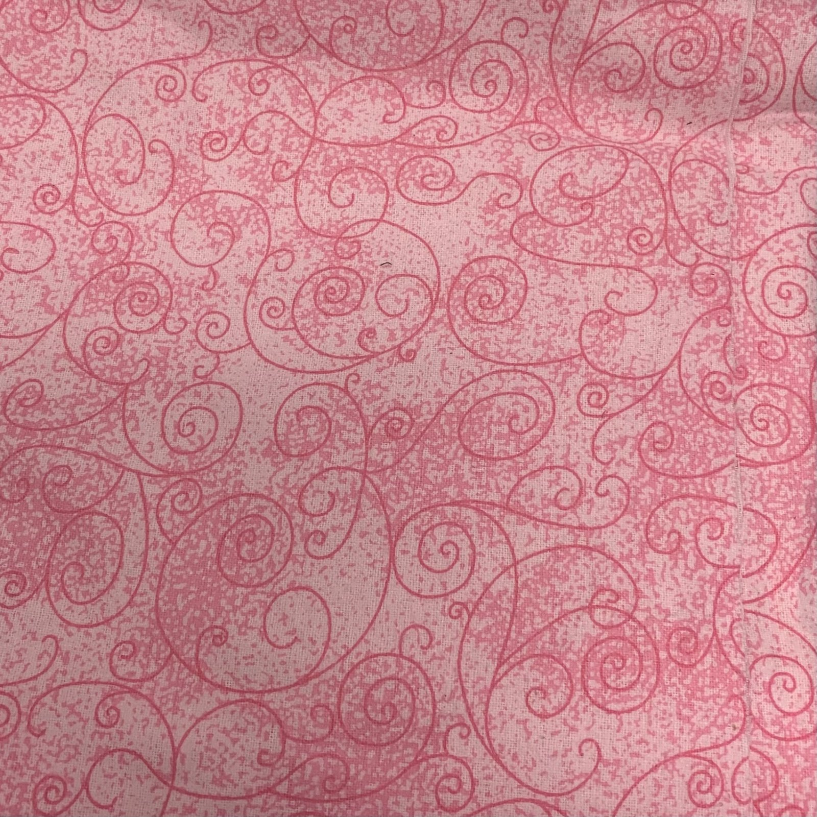 Flannel Pre-Cut - 2M - Willow - Pink 108