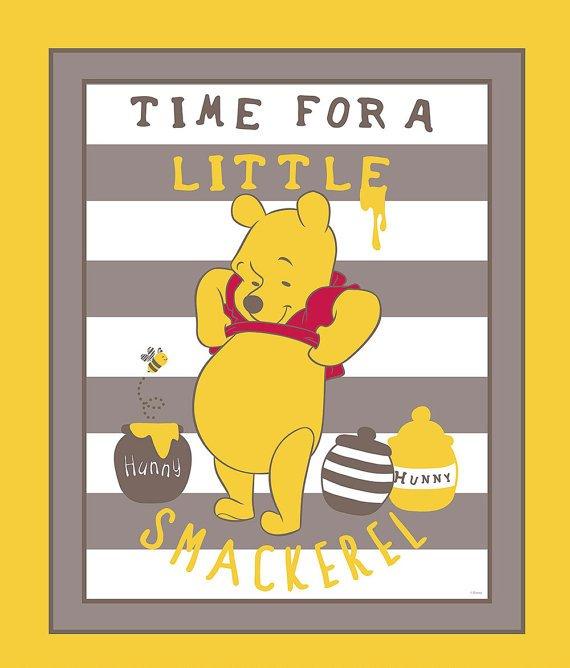 Winnie the Pooh Panel