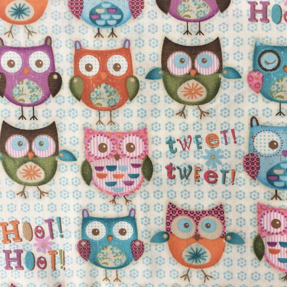 Woodland Critters - Owls