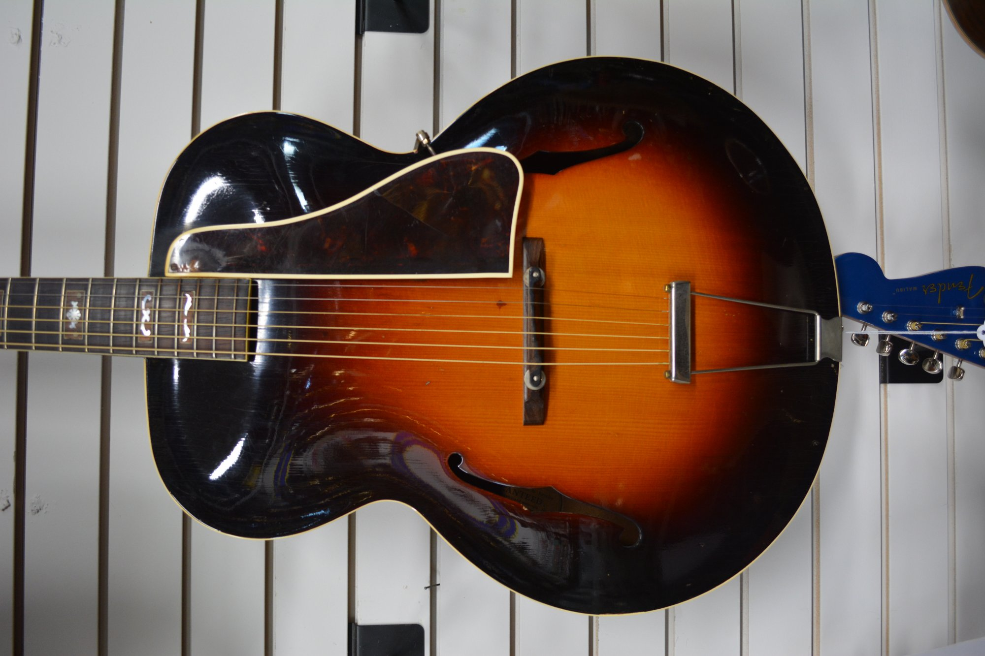 1934 Gibson L7 Arch Top