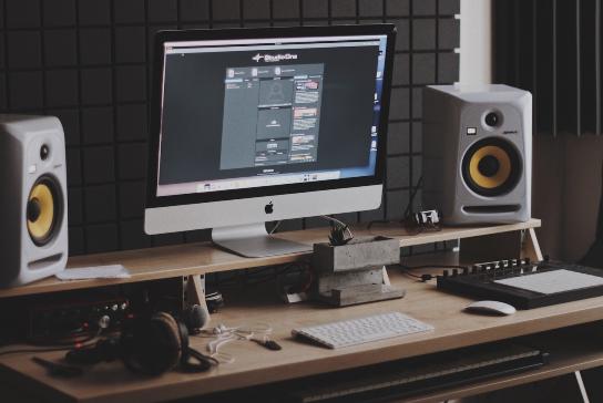 Basic Home Studio Lessons