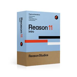 Reason Intro 11 Eng