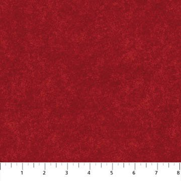 DAPPLE by Patrick Lose for Northcott # 10000-25 Dark Red