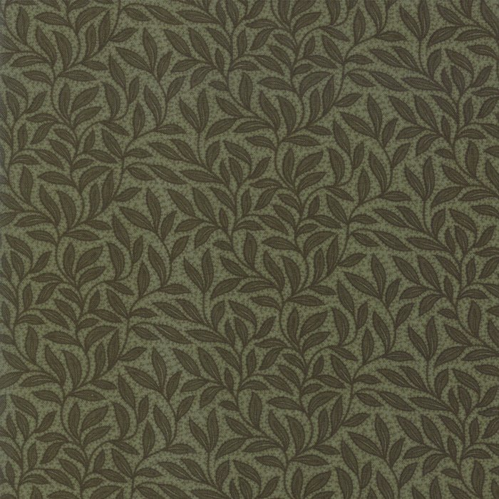 Sweet Holly - Green - 108 wide