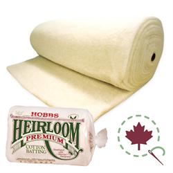HOBBS Heirloom 80/20 Premium Batting-96 wide
