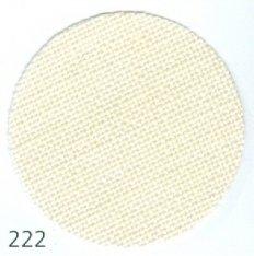 Zweigart 36  Count Edinburgh Linen Cream 18 x 13.5