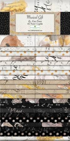 Musical Gift by Katie Pertiet 40 Karat Crystals