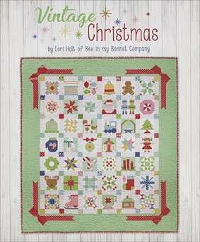 Vintage Christmas by Lori Holt #ISE-925