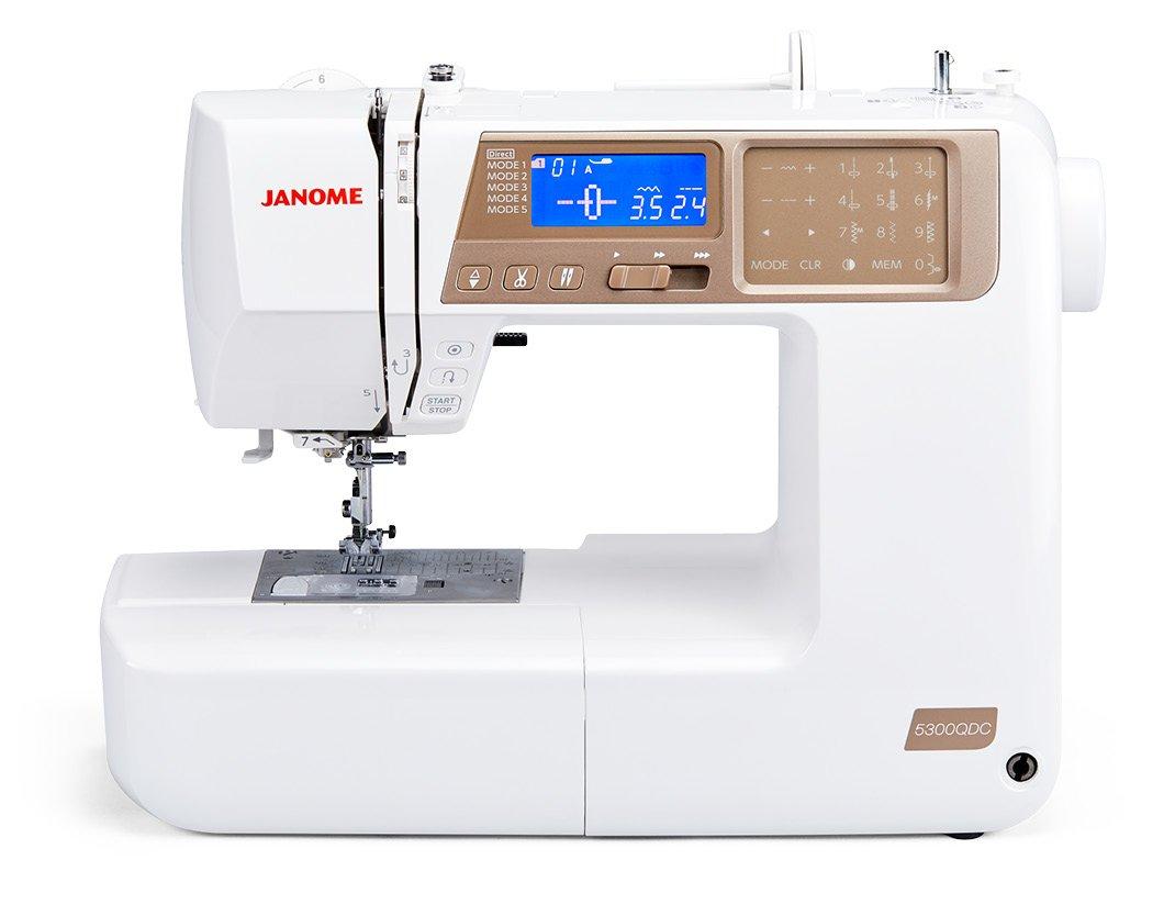 JANOME - M5300QDC