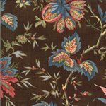 ELINORE'S ENDEAVOR BY BETSY CHUTCHEN FOR MODA -Chocolate # 531619-12