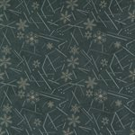 WARM WINTER WISHES BY HOLLY TAYLOR FOR MODA - SPRUCE GREEN #56838-13