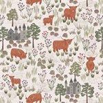 LOCH LEWIS BY LEWIS & IRENE - Dark Cream # 6538-1