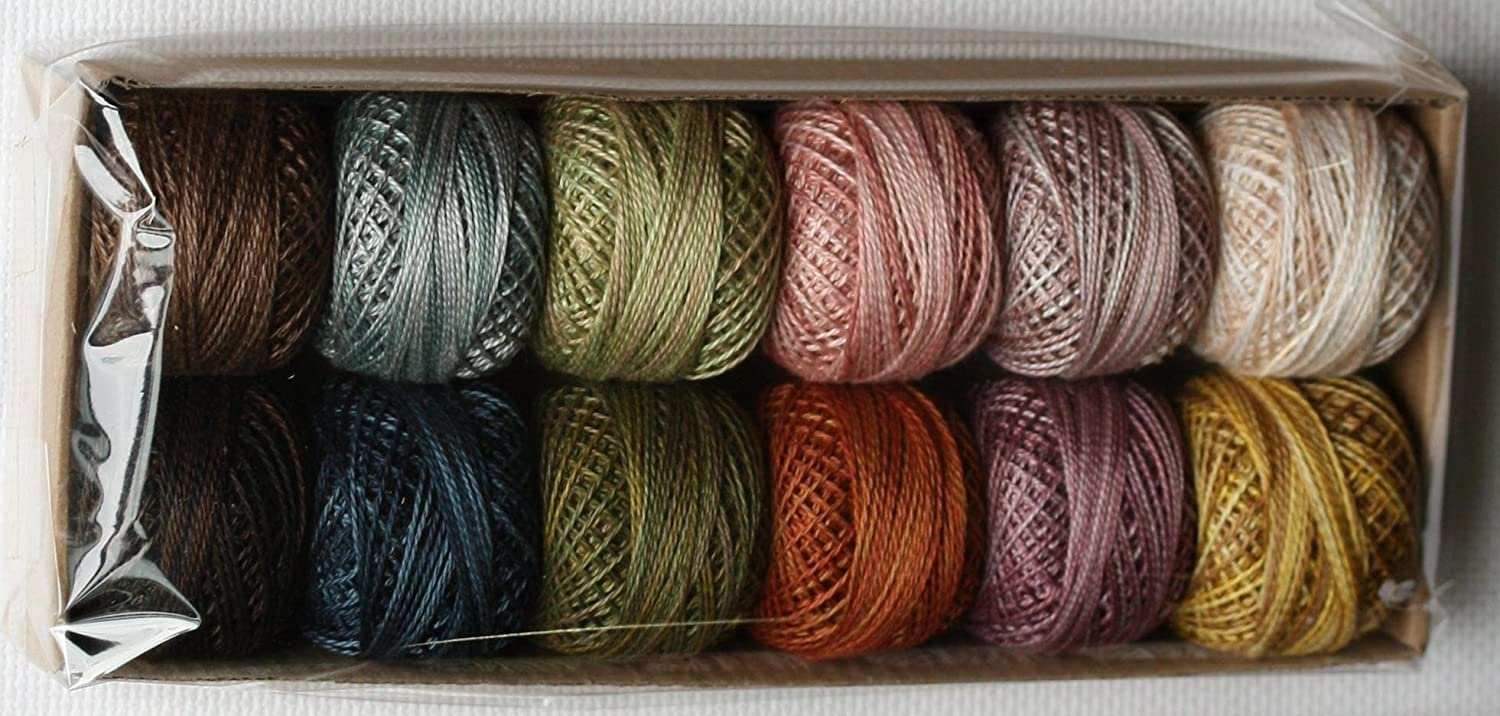 Perle Cotton #5 - Nightingale Song