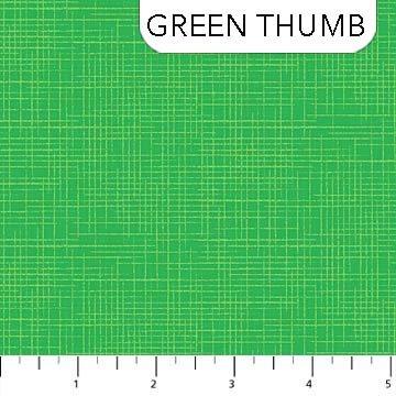 Northcott Dublin -Green Thumb 9040-78