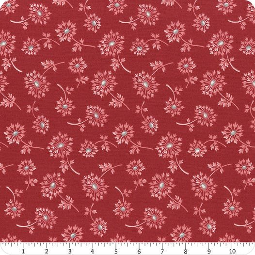 Super Bloom Dandelion, Ruby #A9449E