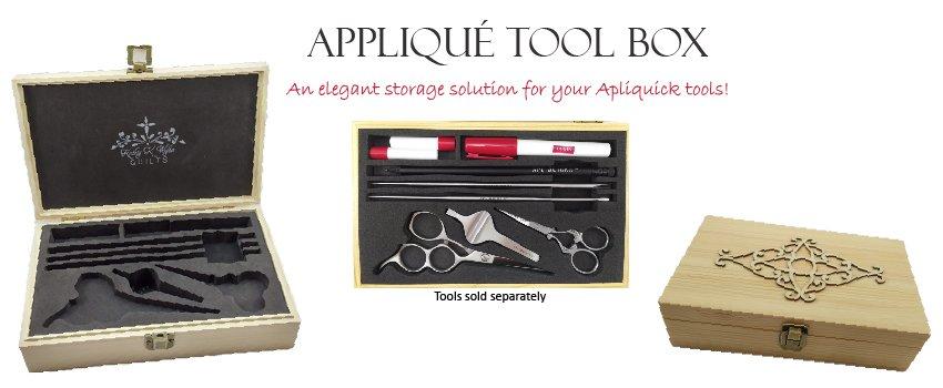 Appliqué / Apliquick Tool Box