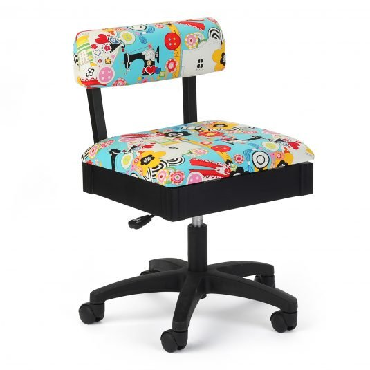 Arrow Hydraulic Sewing Chairs