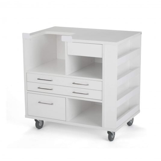 Arrow/Kangaroo Cabinets and Tables - AVA MULTI-NEEDLE EMBROIDERY CABINET