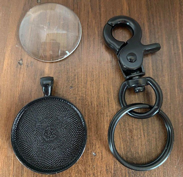 Keychain Kit - Black