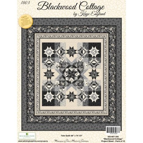 Blackwood Cottage Quilt Kit - Twin