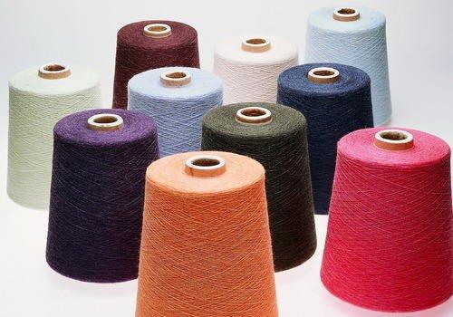 Cansew Vat Dye 100% Cotton  6000 yds Cream