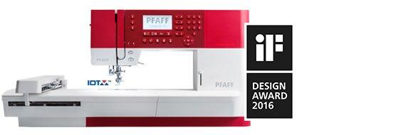 PFAFF - creative 1.5
