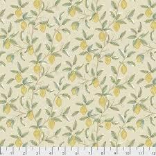 Free Spirit Orkney Lemon Tree Linen #PWWM047.Linen